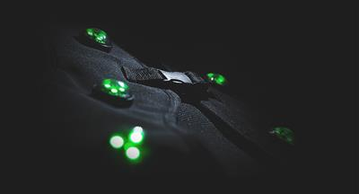 indoor laser tag vest