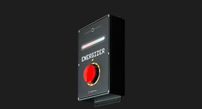 energizer - intractive arena device
