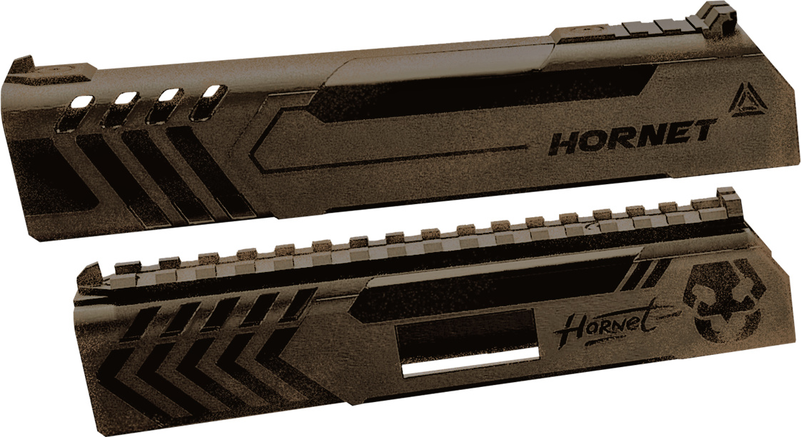 Laser tag weapon Hornet