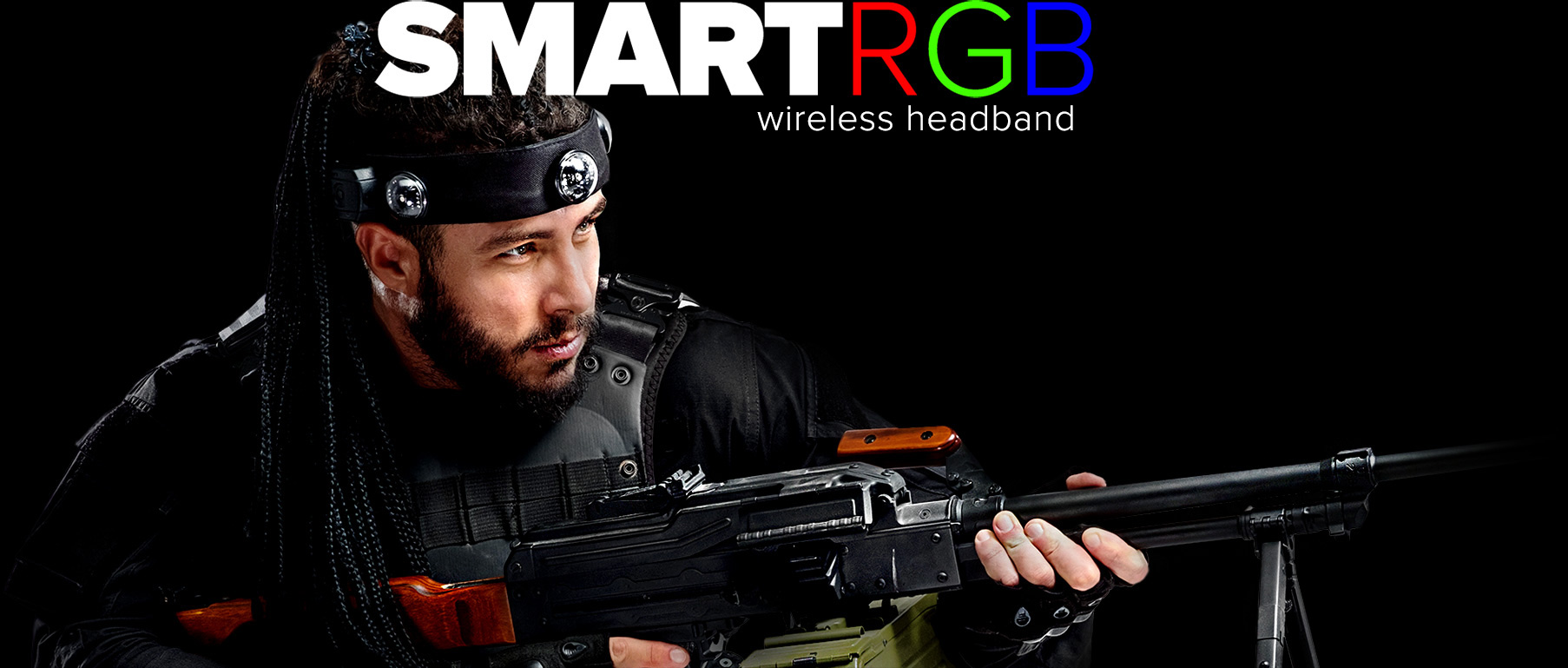 Smart RGB headbend