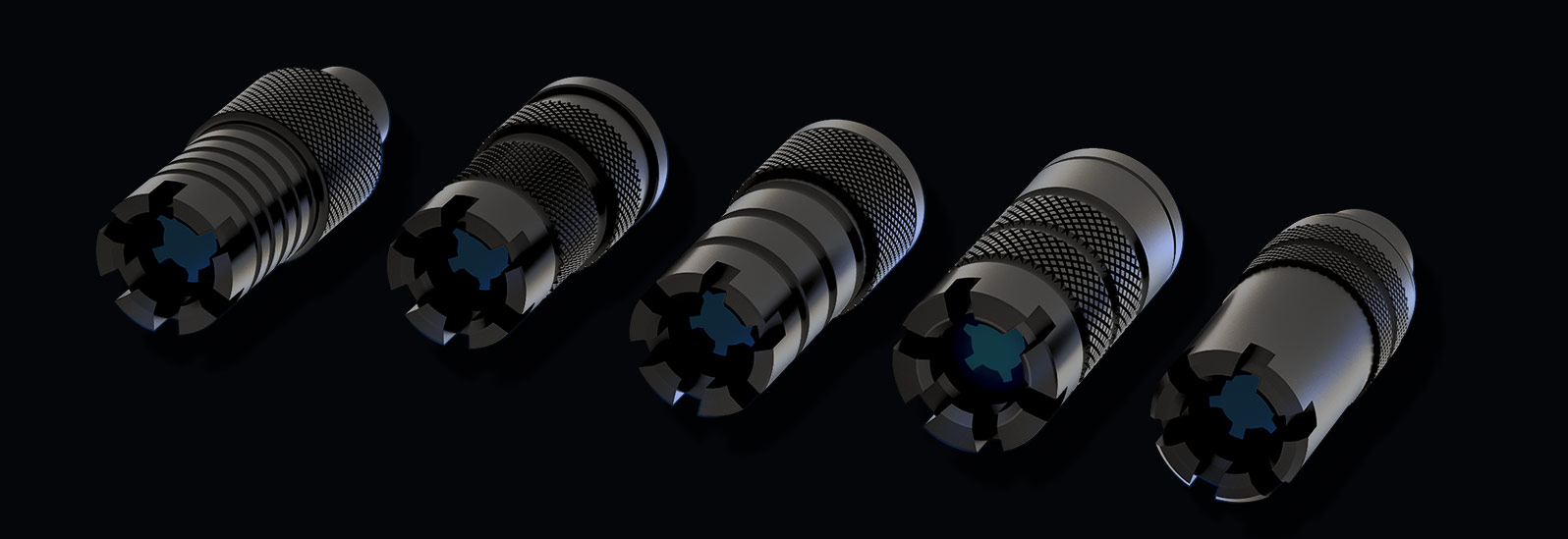 Lasertag Optics Parallax series