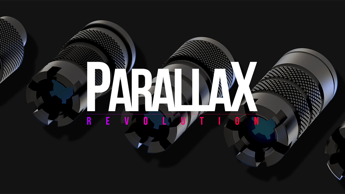 Parallax optics by Laserwar