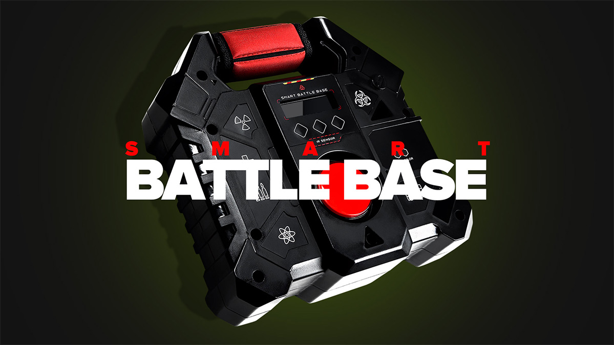 Smart Battle Base by Laserwar