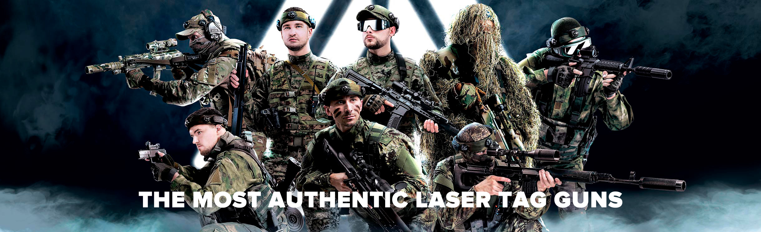 Laserwar - laser tag equipment manufacturer