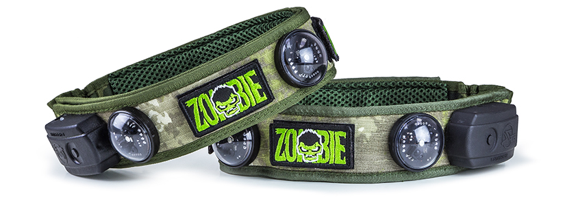 zombie game set for laser tag