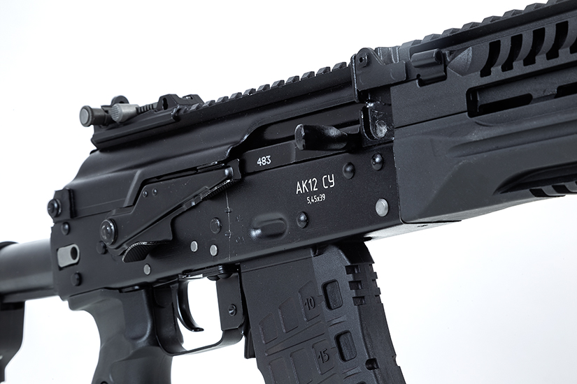 AK-12 Irbis steel edition photo 4