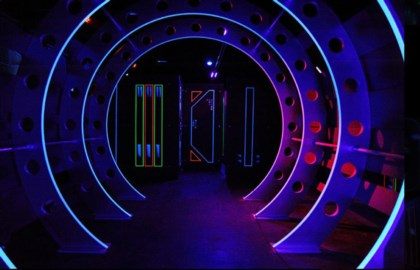 Laser Tag arena concept development photo 4
