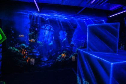 Laser Tag arena design project + author's supervision - 9
