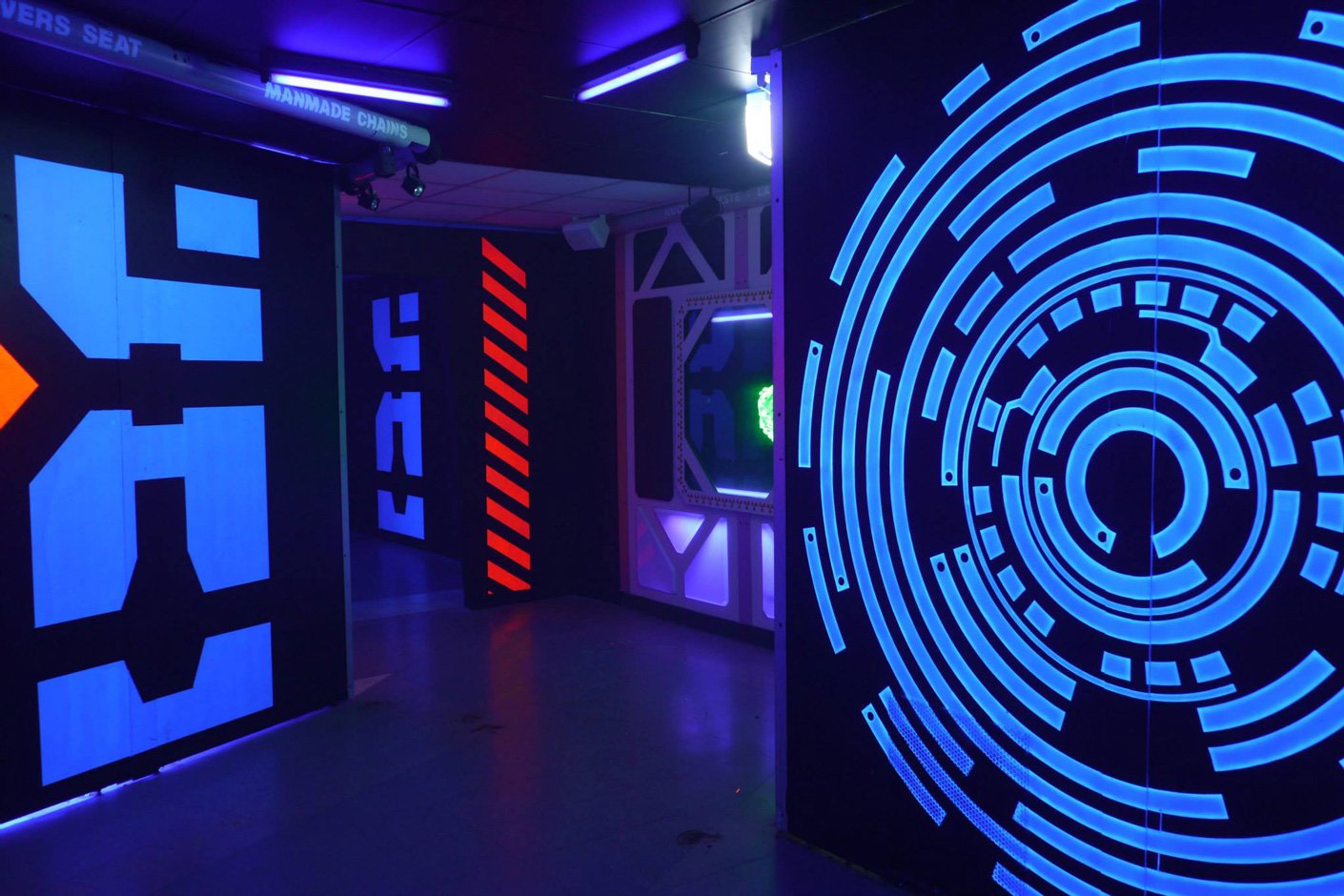 Laser Tag arena design project - photo 8