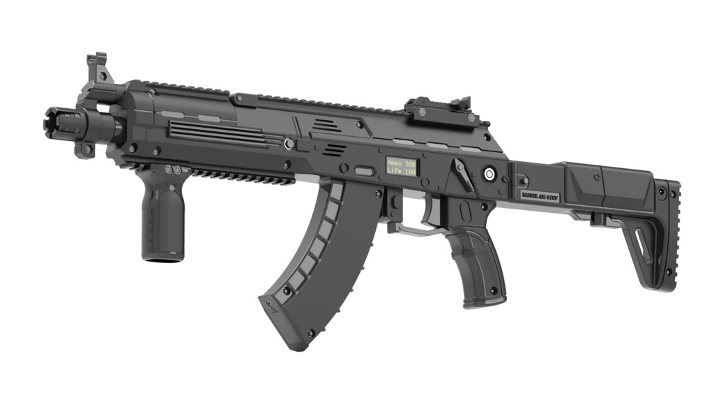 AK-15 WARRIOR play set (SPECIAL edition) - photo 1