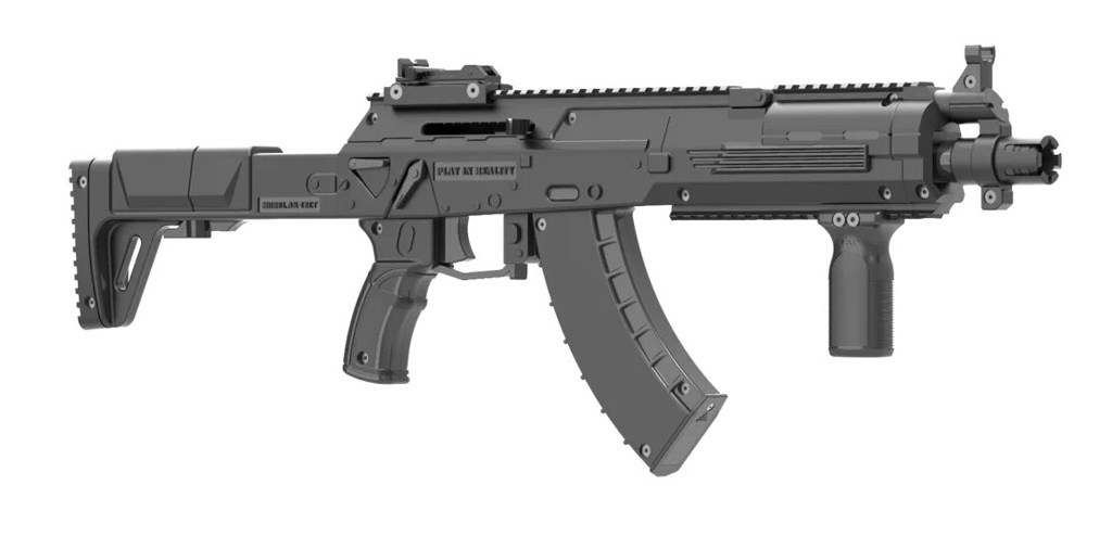 AK-15 WARRIOR play set (SPECIAL edition) - photo 0