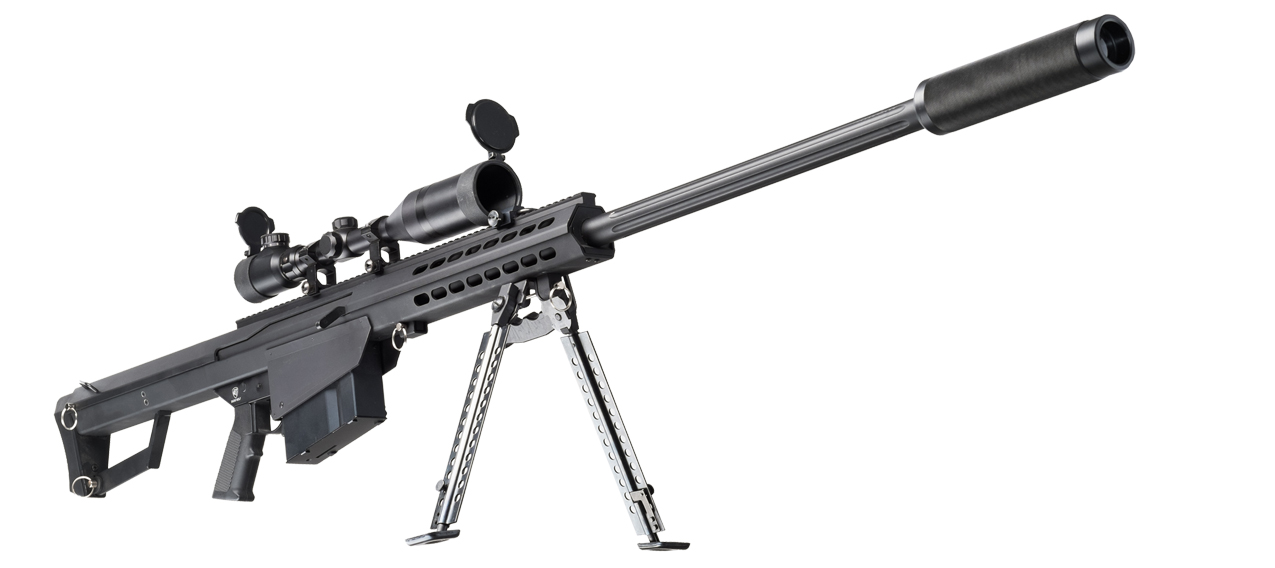 M82A1 Barret Steel Edition - photo 0