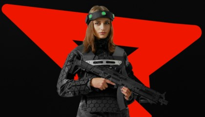 Russian Army ALPHA laser tag equipment bundle - 0
