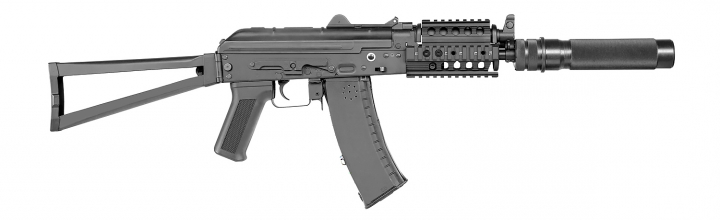 Aks-74u Hawk Practical Edition photo 2