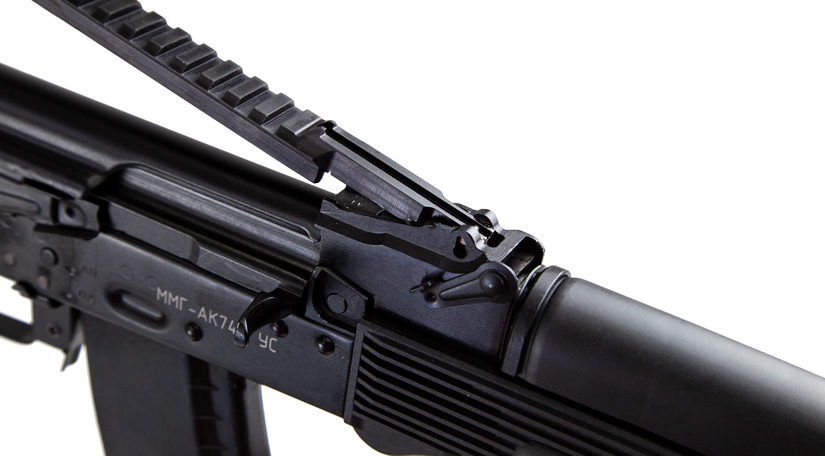 Backsight for Kalashnikov assault rifle photo 3