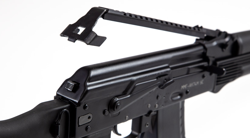 Backsight for Kalashnikov assault rifle photo 5