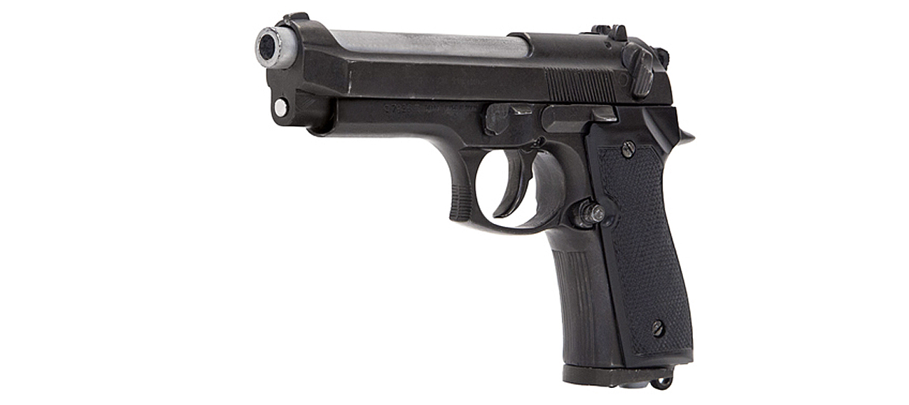 Beretta 92 Teseo Steel Edition photo 2