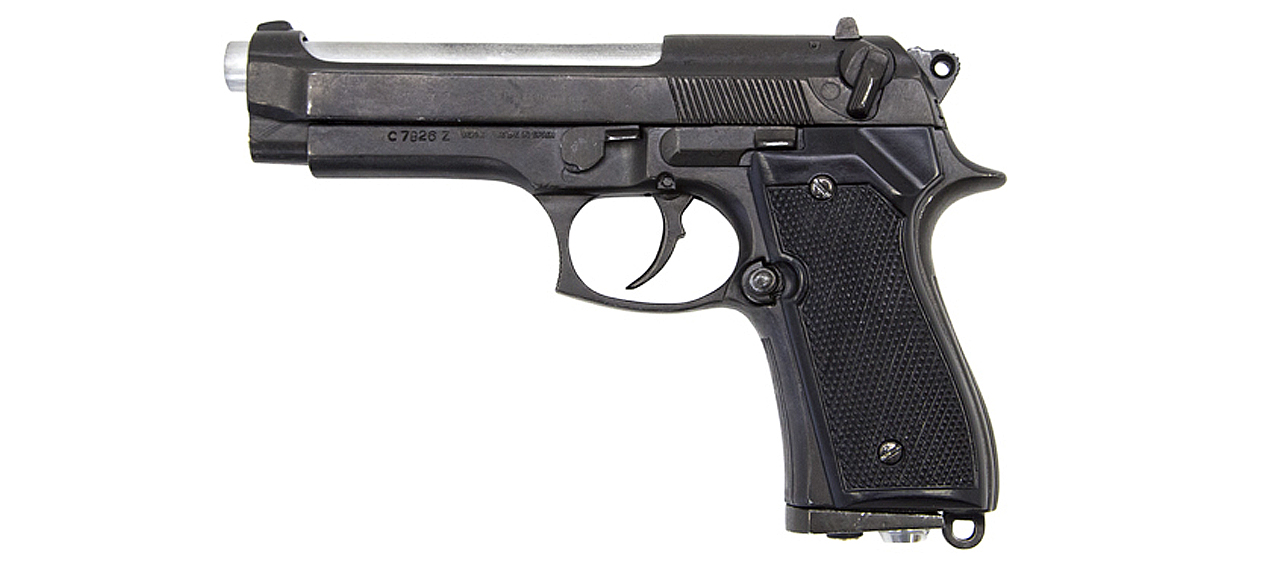 Beretta 92 Teseo Steel Edition photo 1