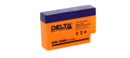 Delta Lead-Acid Battery photo 2