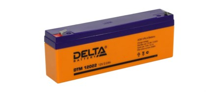 Delta Lead-Acid Battery photo 1