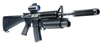 M16 M203 Swat Original Edition - 0