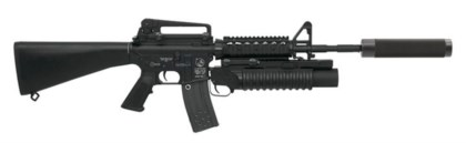 M16 M203 Swat Original Edition - 1