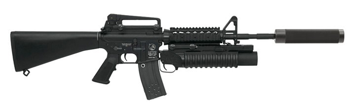 M16-M203 Swat Original Edition photo 2