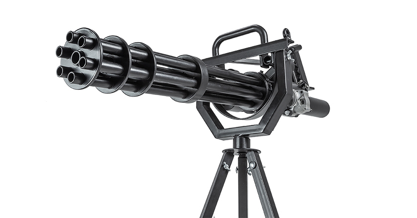 Minigun-134 original edition photo 1