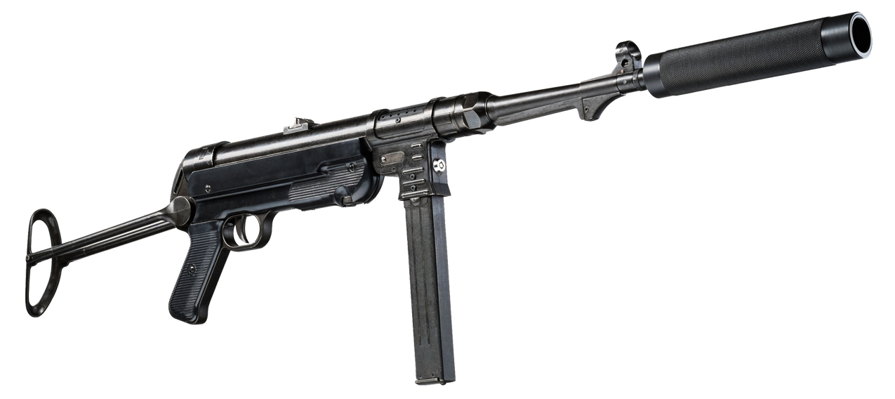Mp-40 Schmeisser Steel Edition - photo 0