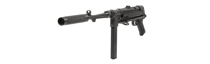 Mp-40 Schmeisser Steel Edition - photo 2