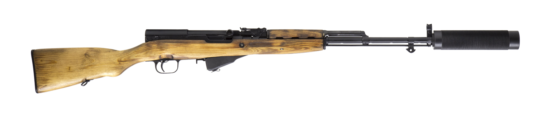 Sks-45 Simonov Steel Edition photo 3