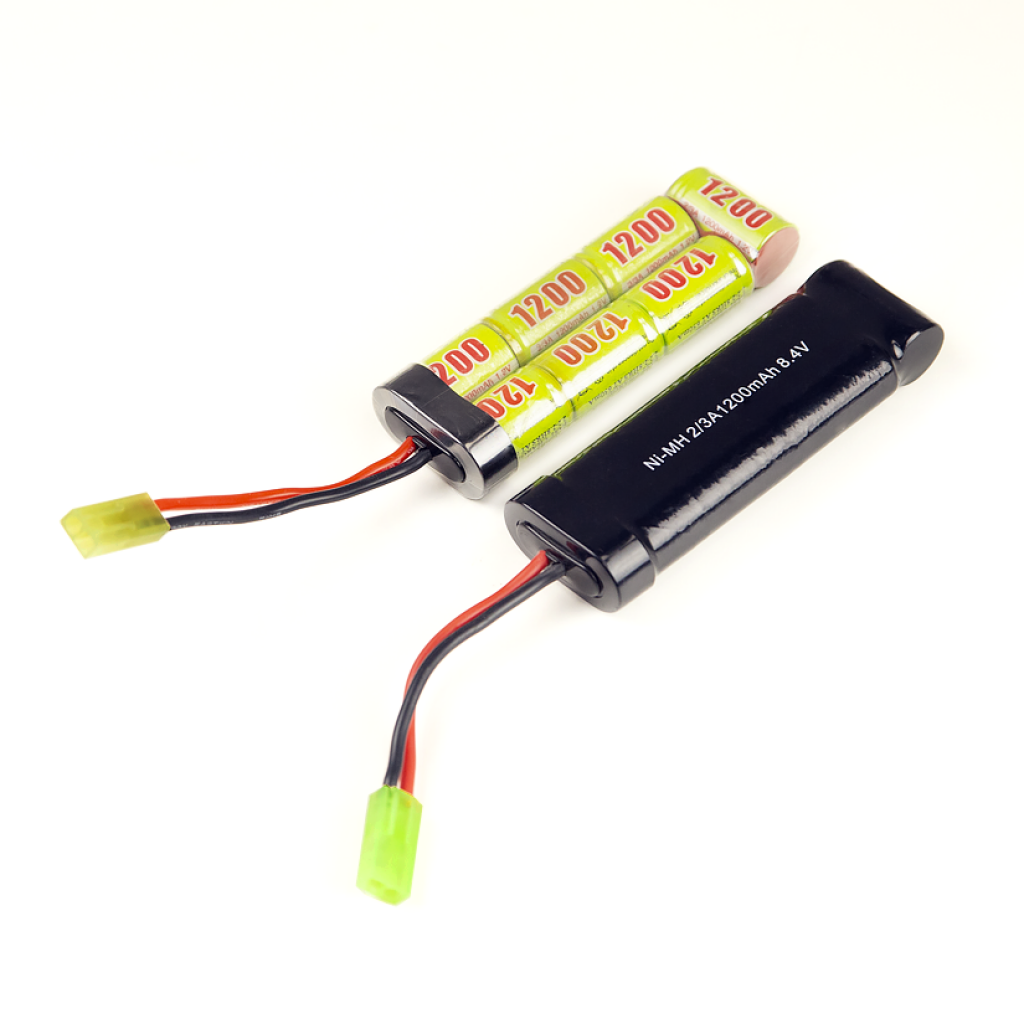 Strikeball Battery 8.4V 1200 mAh NiMH  - photo 1