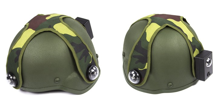 Tactical Helmet Cover photo 4
