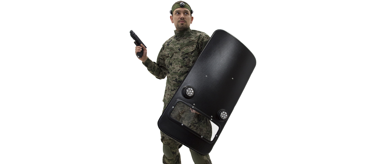 Tactical Shield - photo 5