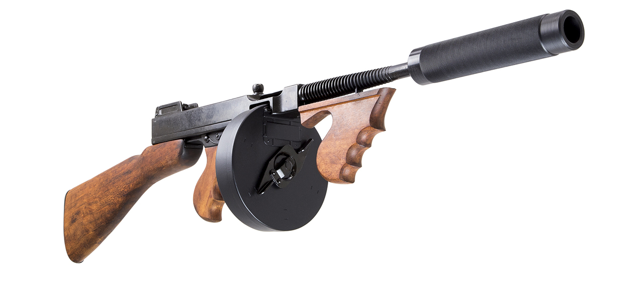 Thompson Steel Edition photo 1