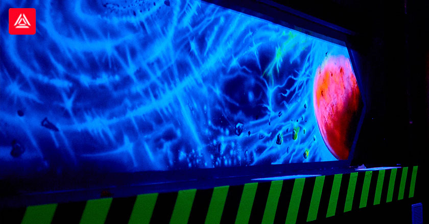 Laser tag Arena Design Services