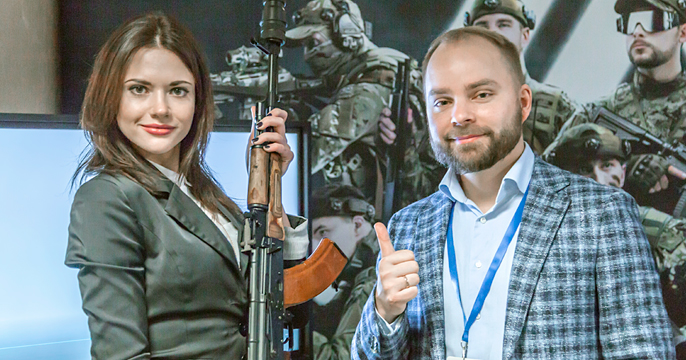 LASERWAR experts spoke at the forum «Territory of development»