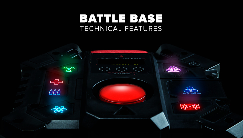 Technical Features of SMART BATTLE BASE