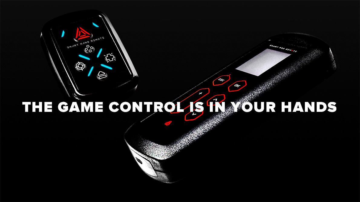 Laser tag smart remote devices